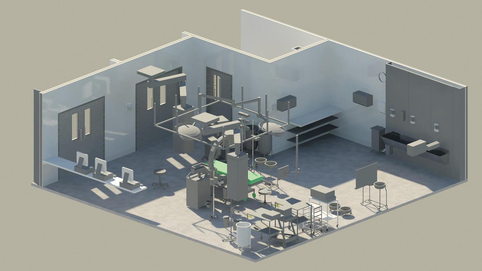 Информационное моделирование зданий (BIM) в системе здравохранения