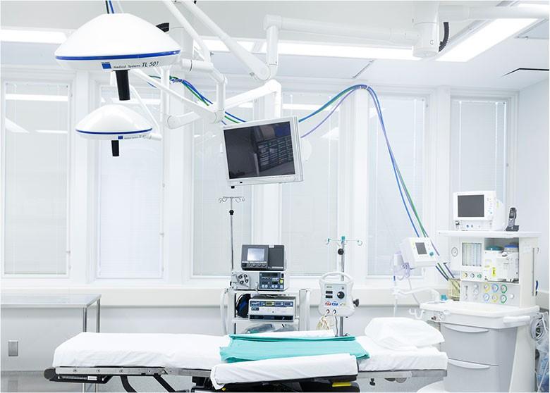 Многопрофильный центр амбулаторной хирургии (малая операционная)