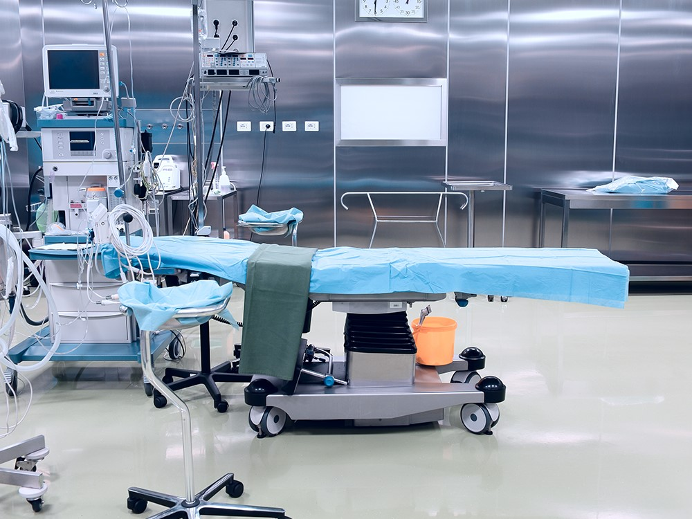 Многопрофильный центр амбулаторной хирургии (операционная 1)