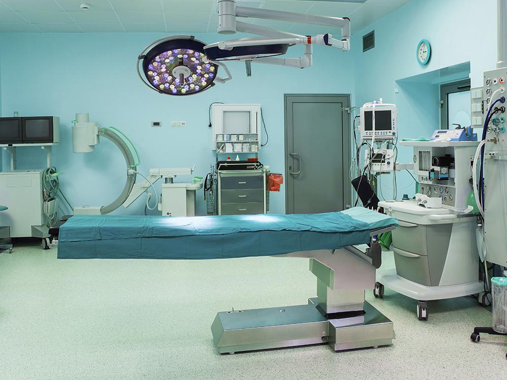 Многопрофильный центр амбулаторной хирургии (операционная 3)